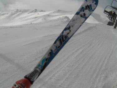 スキースクール上級班体験記
