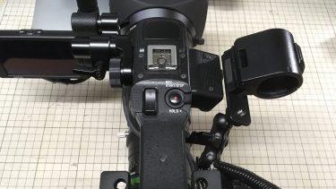 VLOGが300回 可動式マイクホルダー