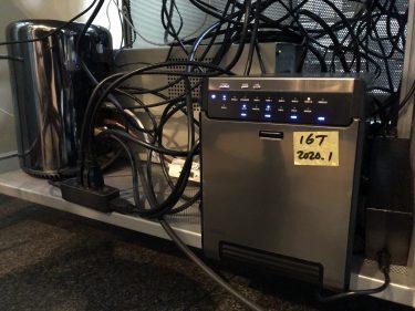 Raid10のハードディスクケース 速さと信頼性と価格  Logitec  LHR-4BRHEU3